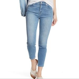 7 For All Mankind High Rise Ankle Gwenevere Jeans